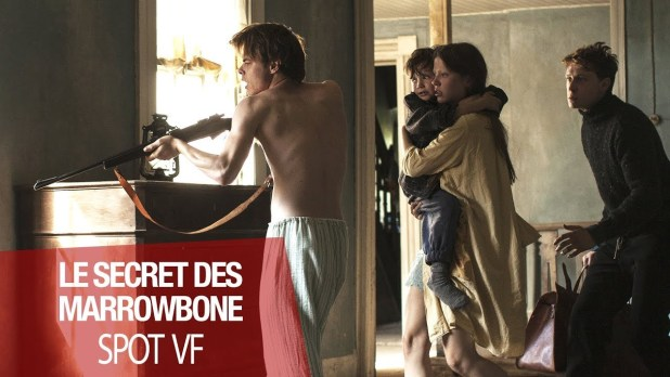 Le Secret des Marrowbone Teaser VF