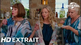 Mamma Mia ! Here We Go Again Extrait (3) VOST