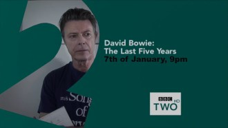 David Bowie: The Last Five Years Bande-annonce VO