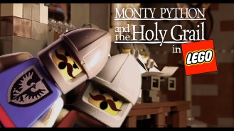 Monty Python and the Holy Grail in Lego Extrait VO