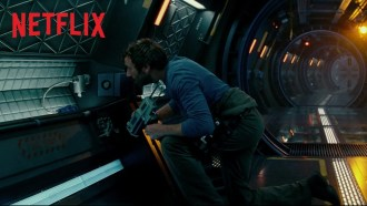 The Cloverfield Paradox Extrait (2) VF