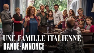 Une Famille italienne Bande-annonce (2) VF