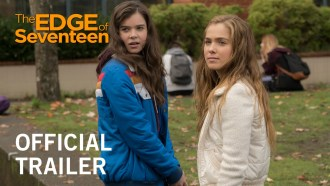 The Edge of Seventeen Bande-annonce (2) VO
