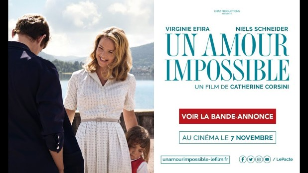 Un amour impossible Bande-annonce VF
