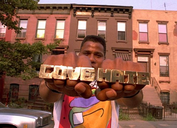 Do the right thing : Critique du film de Spike Lee.