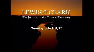Lewis & Clark - The Journey of the Corps of Discovery Bande-annonce VO