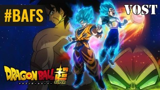 Dragon Ball Super : Broly Bande-annonce (3) VOST