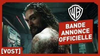 Aquaman Bande-annonce (4) VF