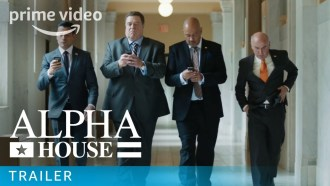 Alpha House Bande-annonce VO