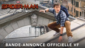 Spider-Man: Far from Home Bande-annonce (3) VF