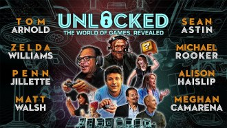Unlocked: The World of Games, Revealed Bande-annonce VO