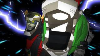 Voltron Force Bande-annonce VO