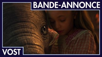 Dumbo Bande-annonce (8) VOST