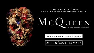 McQueen Bande-annonce (2) VOST