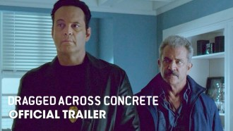 Dragged Across Concrete Trailer VO