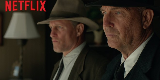 The Highwaymen : Kevin Costner traque Bonnie et Clyde (Netflix)