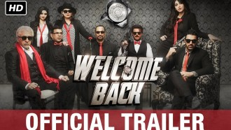 Welcome Back Bande-annonce VO