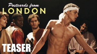 Postcards from London Teaser VO