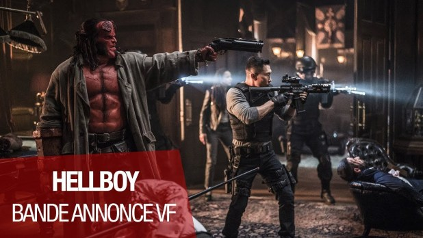 Hellboy Bande-annonce (4) VF