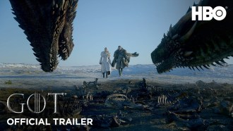 Game of Thrones - Saison 8 Bande-annonce (2) VO