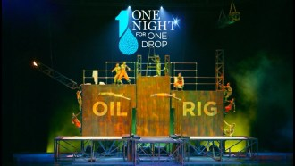 One Night for One Drop: Imagined by Cirque du Soleil Bande-annonce VO