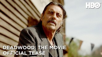 Deadwood : the movie Teaser VO