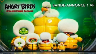 Angry Birds : Copains comme cochons Bande-annonce (2) VF