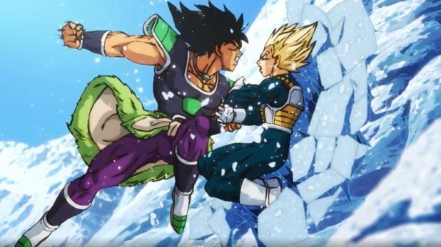 Critique Dragon Ball Super Broly : retour musclé pour Son Goku