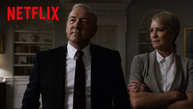 House of Cards - Saison 5 Bande-annonce (3) VF
