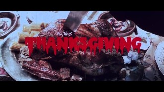 Thanksgiving Bande-annonce VO