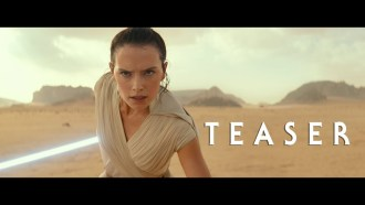 Star Wars : L'Ascension de Skywalker Teaser VO