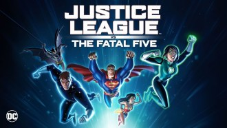 Justice League vs. the Fatal Five Bande-annonce VO
