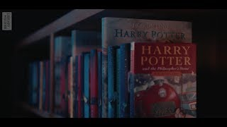 Harry Potter - A History Of Magic Bande-annonce (2) VO