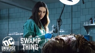 Swamp Thing Teaser (2) VO