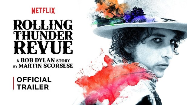 Rolling Thunder Revue : A Bob Dylan Story by Martin Scorsese Bande-annonce (2) VO