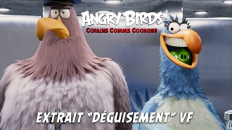 Angry Birds : Copains comme cochons Extrait (2) VF