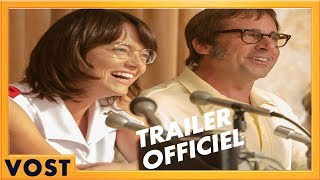 Battle of the Sexes Bande-annonce VOST
