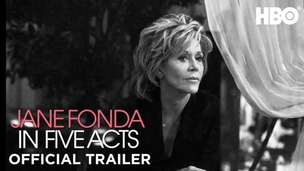 Jane Fonda in Five Acts Bande-annonce VO