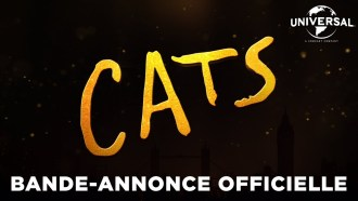 Cats Bande-annonce (3) VOST