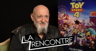 Toy Story 4 : rencontre avec CharlÉlie Couture