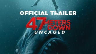 47 meters down : uncaged Bande-annonce (2) VO