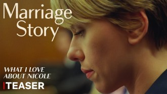 Marriage Story Teaser (4) VOST