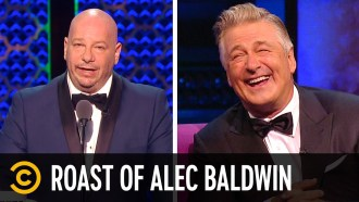 Comedy Central Roast of Alec Baldwin Bande-annonce VO