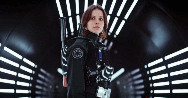 Jyn Erso (Rogue One : A Star Wars Story)