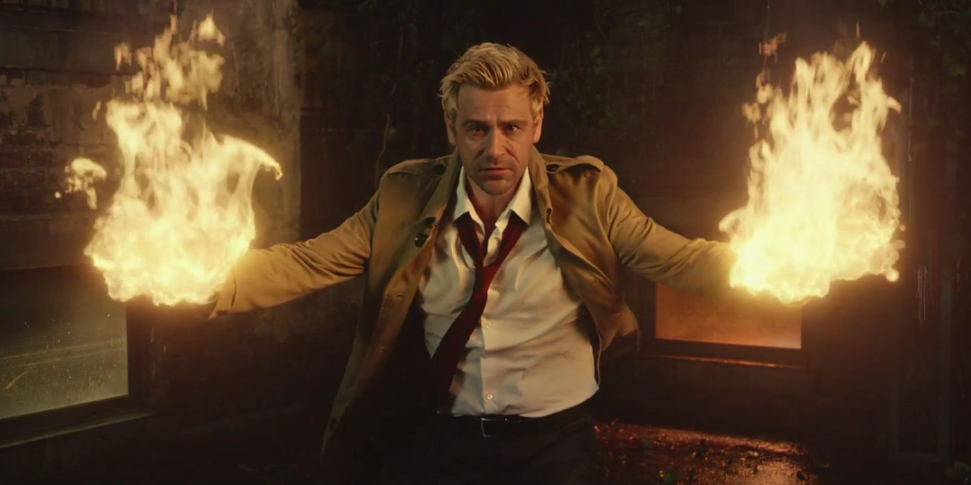Legends of Tomorrow : John Constantine est au centre de la nouvelle saison — CinéSéries